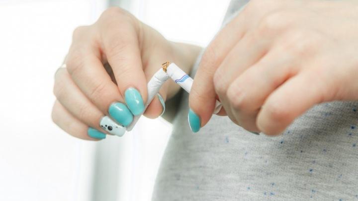 Дымят 70% мужчин: челябинцев, желающих бросить курить, позвали в антитабачные кабинеты