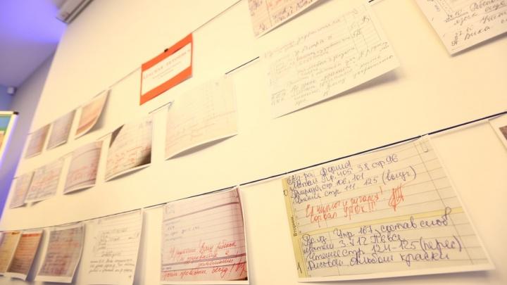 «Отлично поёт!»: челябинские учителя прославились записями в дневниках школьников