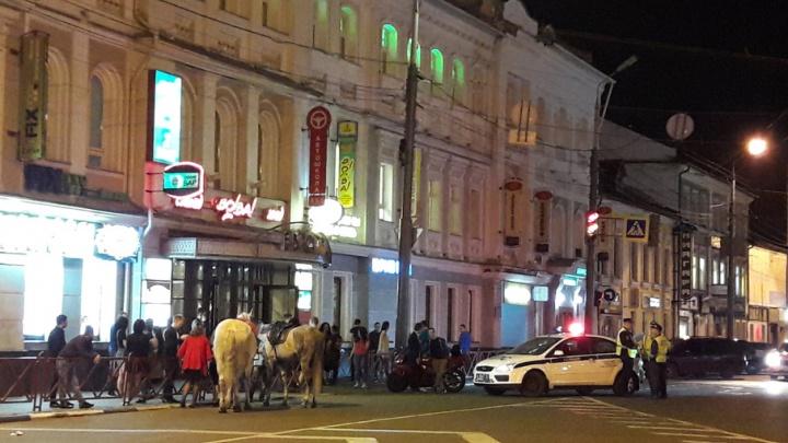 В Ярославле у неприличного бара удвоили патруль