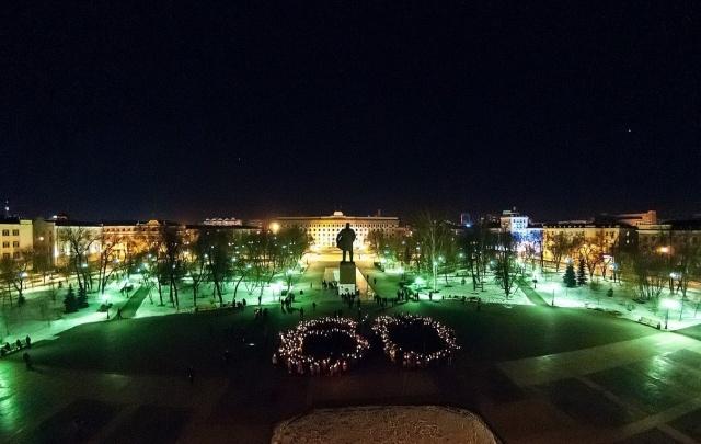 Тюменские достопримечательности останутся без подсветки в «Час Земли»