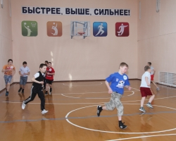 ОАО «Самаранефтегаз» отремонтировало спортзал и ДК в Малом Толкае