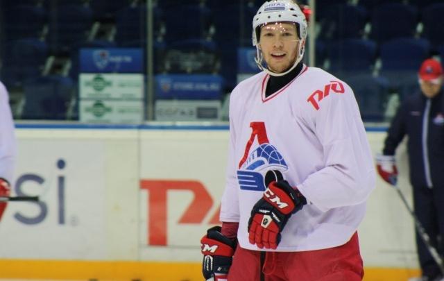 Хоккеист «Локомотива» выступит в составе сборной на чемпионате мира