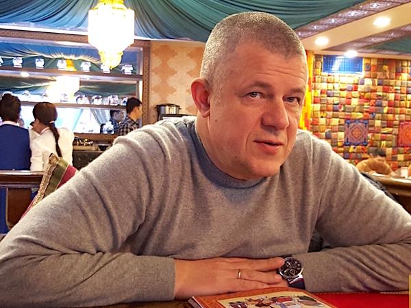 Александр Гайдуков//фото: Лев Годованник