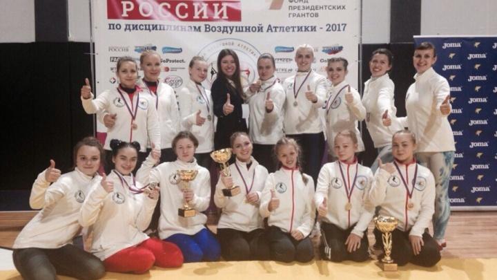 Поморские легкоатлеты привезли 12 медалей с чемпионата России