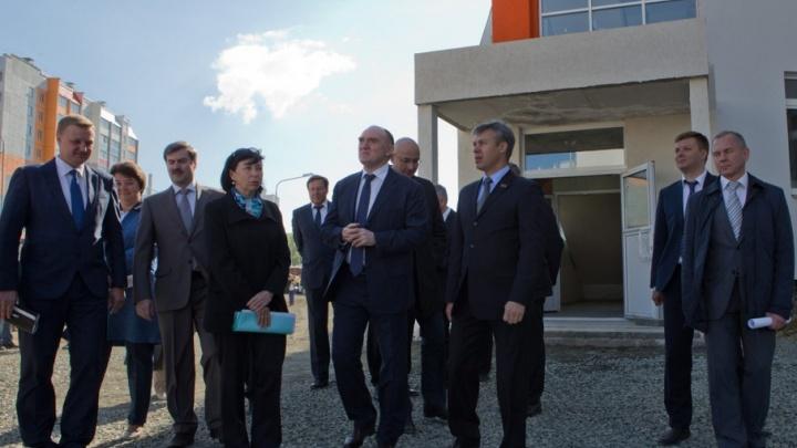 В «Парковом» построят вторую школу на полторы тысячи учащихся