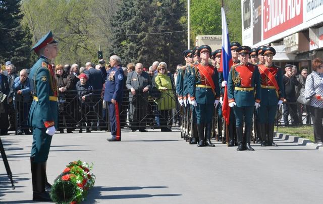 В Ростове почтили память жертв Чернобыльской аварии
