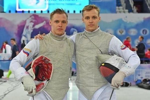 Три медали завоевали братья Антон и Кирилл Бородачевы