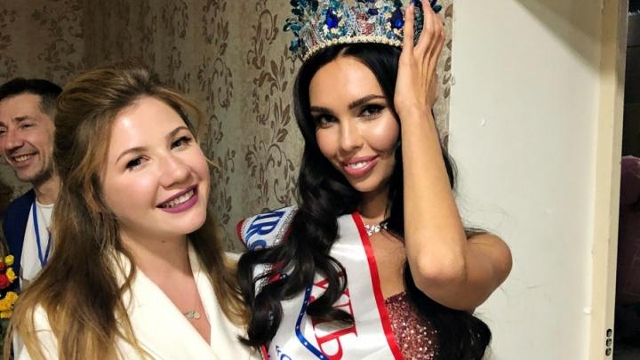 Жена самарского олигарха Алексея Шаповалова поборется за звание «Миссис мира»