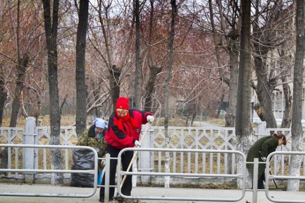 Из Самары за один день вывезли более пяти тысяч кубометров мусора
