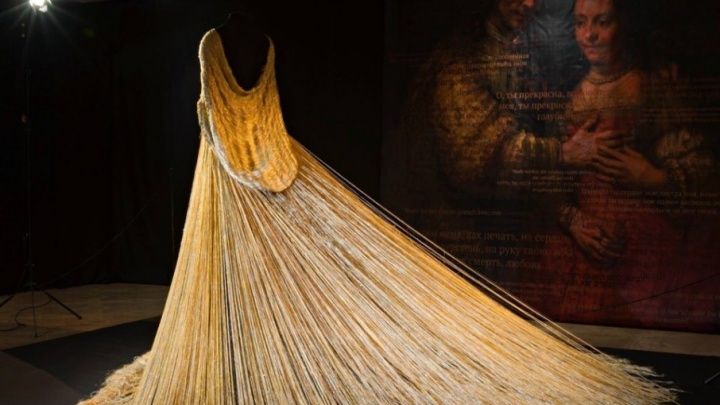 Семь событий выходных в Перми: восхищаемся платьями из драгоценных нитей и смотрим на состязание собак