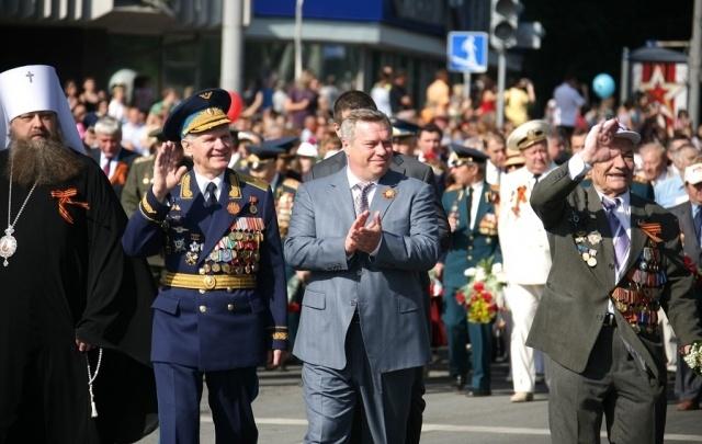 В Ростове в Параде Победы примут участие 1700 человек