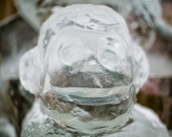 Новая зимняя достопримечательность появилась в Тюмени