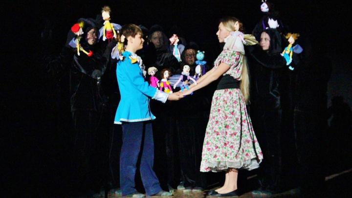 Детский театр «Сюрприз» из Архангельска получил главный приз на международном фестивале
