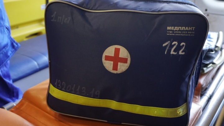 86-летний тюменец потерял сознание и пролежал на улице в мороз несколько часов