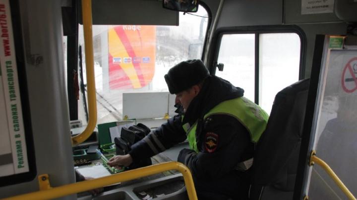 Половина ярославских маршруток ездят с нарушениями: на чём попались водители