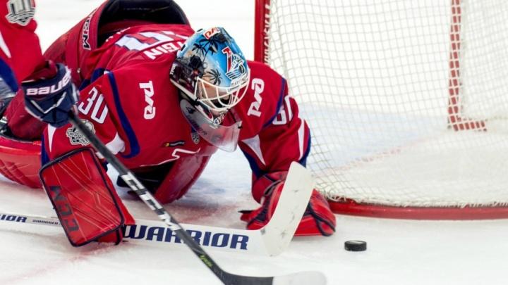 Алексей Мурыгин одержал сто побед в КХЛ