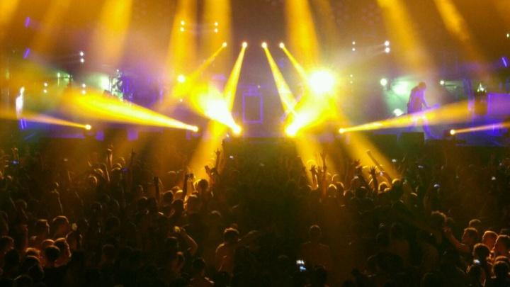 Rave, танцы до упаду и 4000 фанатов: смотрите фоторепортаж с выступления The Prodigy в Перми