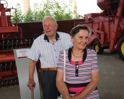 Для семьи первого директора Ростсельмаш устроили день открытых дверей