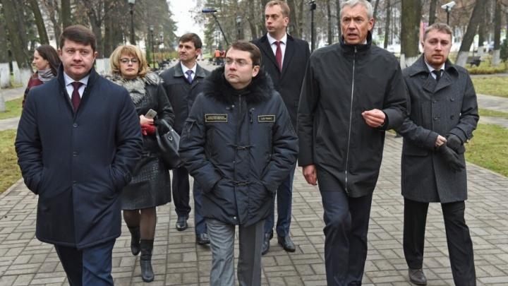 Замминистра ЖКХ потребовал отремонтировать в Ярославле все дворы