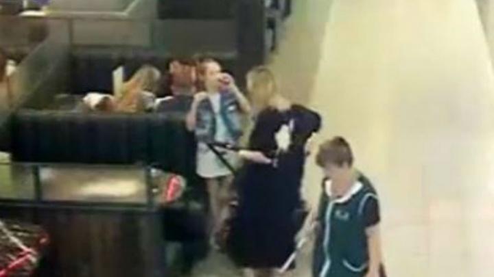 В «Горизонте» у девятилетней девочки женщина украла рюкзак