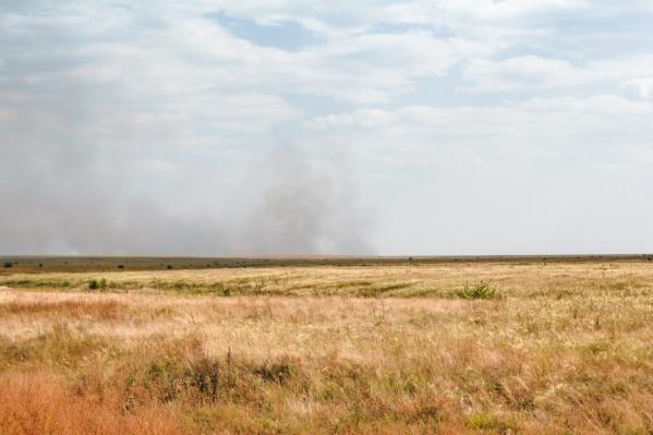 Жителям области напомнили об опасности неосторожного обращения с огнем