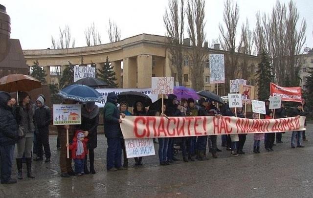 В Волгограде назначены публичные слушания по самострою на улице Автотранспортной