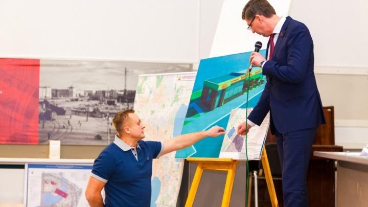 Проект кафе «Чудо-печь» в центре Челябинска «прогорел» на публичных слушаниях