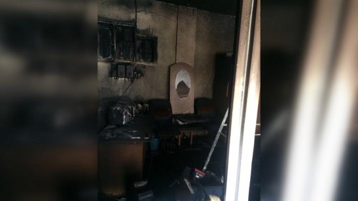 «Скоро дети выйдут на учёбу»: в пермской гимназии, где был пожар в раздевалке, рассказали о масштабах ЧП
