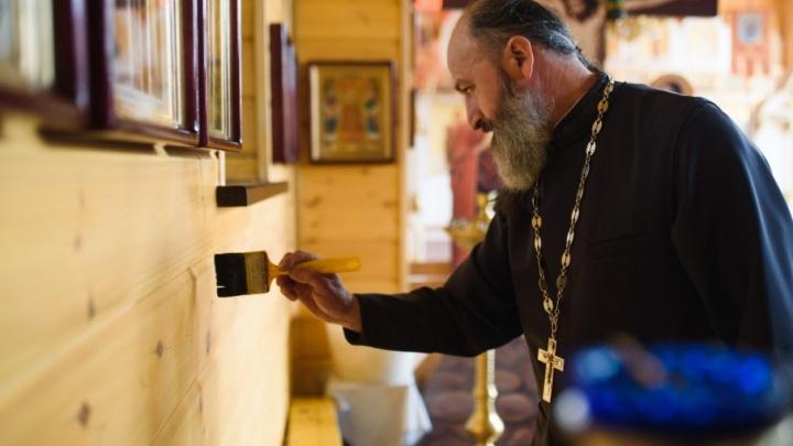 Специальный цикл «Батюшки!» Работал на стройке — стал священником