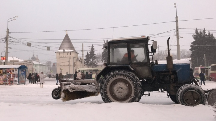Правительство Ярославской области следит за дорожниками в режиме онлайн