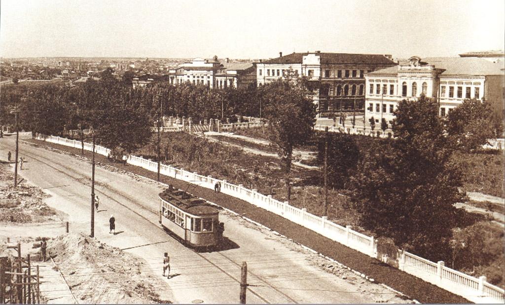 К началу войны трамвай в Сталинграде был важнейшим транспортом