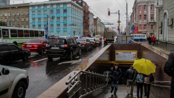 На Дону объявлено штормовое предупреждение из-за сильного ветра и дождя