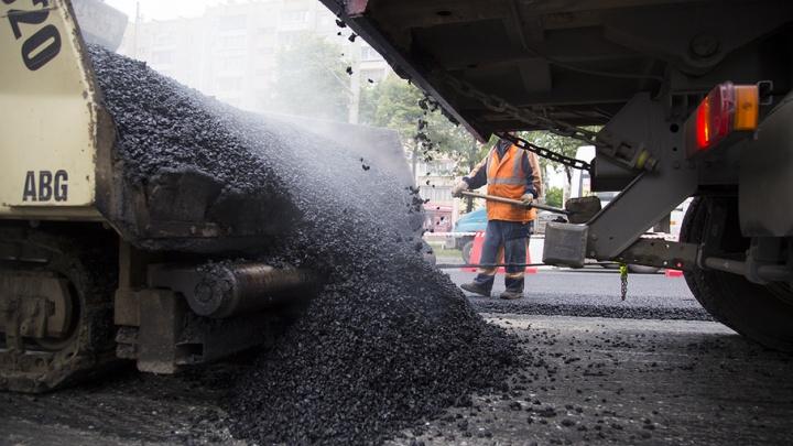 Работники «Южуралмоста» починили по гарантии менее 1% асфальта, уложенного в прошлом году