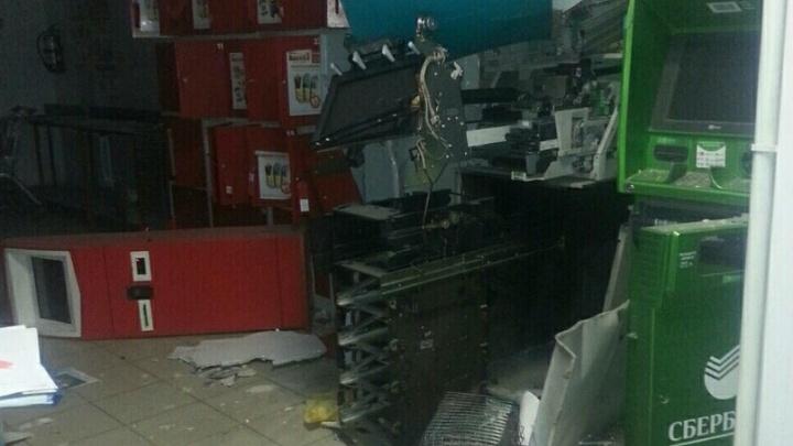 Банкоматы на Игримской взорвали гастролеры: новые подробности кражи 2 миллионов рублей в Тюмени