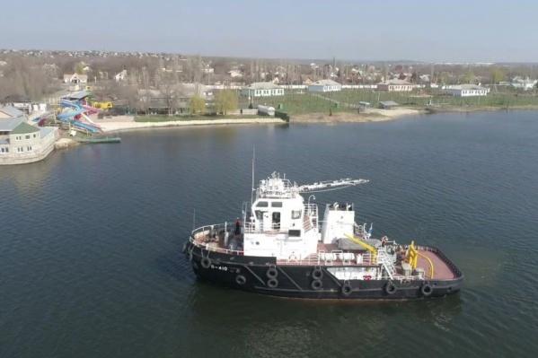 Корабли выступят 5 мая