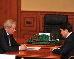 Виктор Басаргин выступит на заседании рабочей группы Госсовета РФ