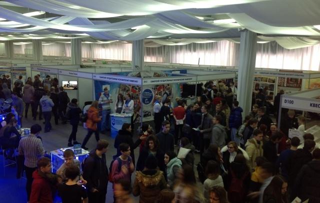 В Самаре подвели итоги выставки-форума «Образование. Наука. Бизнес»