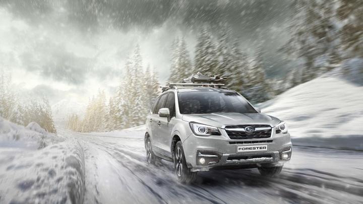 Черная пятница в Subaru: дилер объявляет выходные распродаж и скидок