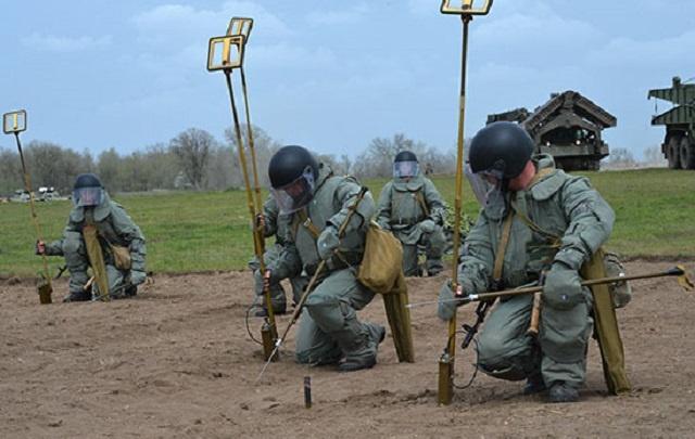 В Волгоградской области уничтожили более пяти тысяч боеприпасов