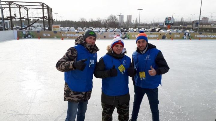В Волгограде открылось три новых катка: где, во сколько, почем?
