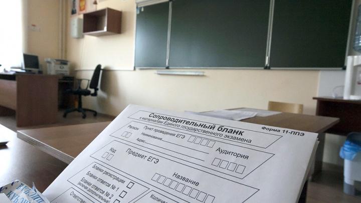 В Челябинской области за учениками на ЕГЭ проследят в режиме реального времени