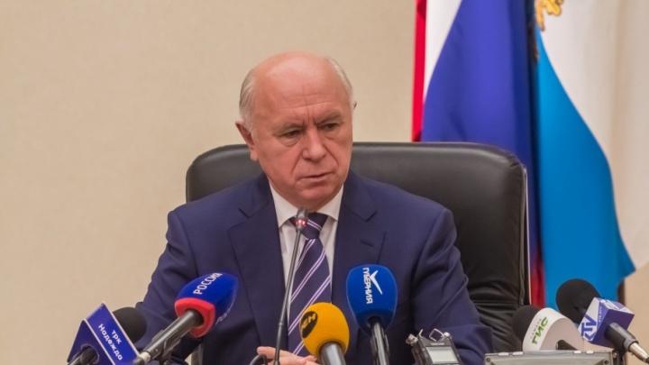 Николай Меркушкин поднялся на 12 пунктов в рейтинге АПЭК