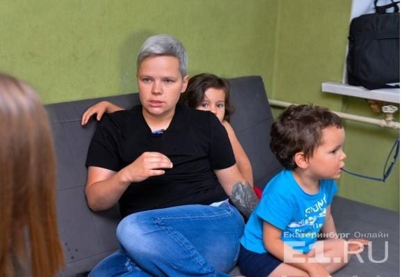 У Юлии забрали приемных мальчиков в прошлом году