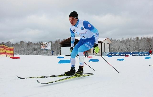 Лыжник Александр Терентьев стал бронзовым призером первенства России