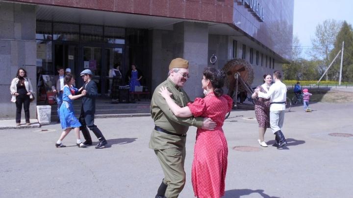 В пермском музее-диораме откроется танцплощадка «Май 45-го»