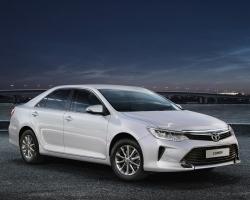 Встречайте! Новая Toyota Camry в Перми