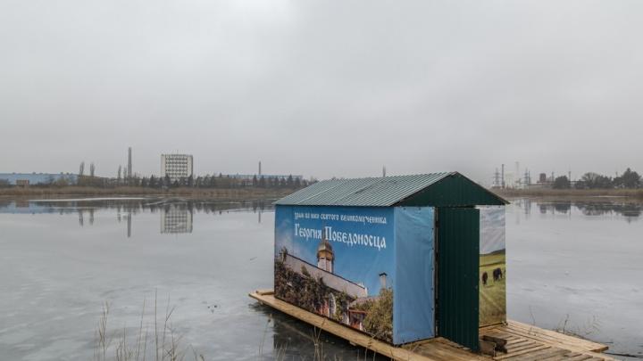 В Ростове на Крещение оборудуют девять купелей: публикуем карту