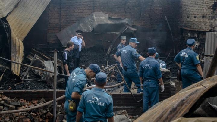 57 школьников, пострадавших при пожаре в Ростове, будут питаться бесплатно