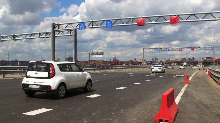 Реконструкцию южного подъезда к Ростову закончат 13 мая