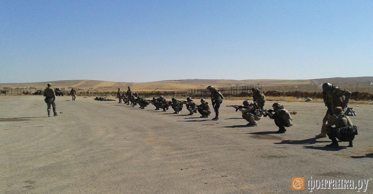 Инструкторы Вагнера готовят ISIS Hunters